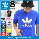 アディダス adidas Tシャツ 半袖 メンズ トレフォイル オリジナルス(adidas Trefoil Originals ティーシャツ T-SHIRTS ...