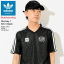 アディダス adidas カットソー 半袖 メンズ Sherzey 1 Vネック オリジナルス(adidas Sherzey 1 S/S V-Neck Originals サッカーシャツ ゲームシャツ
