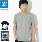 アディダスadidasTシャツ半袖メンズ3パックオリジナルス(adidas3PackS/STeeOriginalsSkateboardingスケートボーディング3枚組3枚セット3PティーシャツT-SHIRTSカットソートップスメンズ男性用CW2344BR4939)icefiledicefield