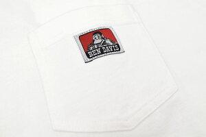 ベンデイビスBENDAVISTシャツ半袖メンズポケット(BENDAVISC-8580011PocketS/STeeティーシャツT-SHIRTSカットソートップスベン・デイビスベンデービス)[M便1/1]icefiledicefield