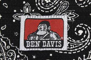 ベンデイビスBENDAVISTシャツ半袖メンズペイズリーポケット(BENDAVISC-8580062PaisleyPocketS/STeeティーシャツT-SHIRTSカットソートップスベン・デイビスベンデービス)[M便1/1]icefiledicefield