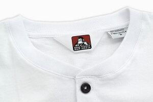 ベンデイビスBENDAVISTシャツ半袖メンズヘンリーネック(BENDAVISC-9580004HenleyNeckS/STeeポケットティーシャツT-SHIRTSカットソートップスベン・デイビスベンデービス)[M便1/1]