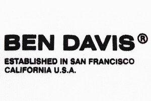ベンデイビスBENDAVISTシャツ長袖メンズワイドフットボーラー(BENDAVISI-0780043WideFootballerL/STeeビッグシルエットオーバーサイズティーシャツT-SHIRTSカットソーロンティーロンtトップスベンデイビスベン・デイビスベンデービス)