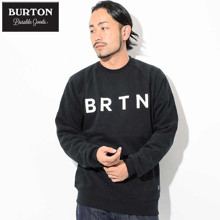 バートン BURTON トレーナー メンズ BRTN クルー スウェット(burton BRTN Crew Sweat スエット トレナー トレイナー トップス メンズ 男性用 203721) ice filed icefield