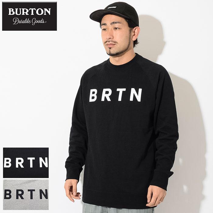 バートン BURTON トレーナー メンズ BRTN クルー スウェット(burton BRTN Crew Sweat スエット トレナー トレイナー トップス メンズ 男性用 137171) ice filed icefield
