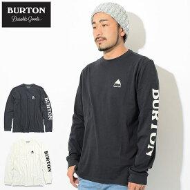 バートン BURTON Tシャツ 長袖 メンズ エリート(burton Elite L/S Tee ティーシャツ T-SHIRTS カットソー トップス ロング ロンティー ロンt メンズ 男性用 203921) ice filed icefield