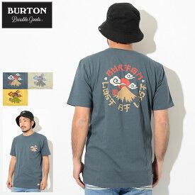 バートン BURTON Tシャツ 半袖 メンズ ヒンクス(burton Hinks S/S Tee ティーシャツ T-SHIRTS カットソー トップス メンズ 男性用 208391)[M便 1/1] ice filed icefield