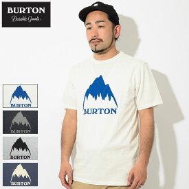 バートン BURTON Tシャツ 半袖 メンズ クラシック MTN ハイ(burton Classic MTN High S/S Tee ティーシャツ T-SHIRTS カットソー トップス メンズ 男性用 203771)[M便 1/1] ice filed icefield