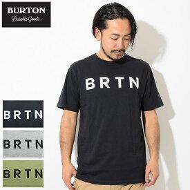 バートン BURTON Tシャツ 半袖 メンズ BRTN(burton BRTN S/S Tee ティーシャツ T-SHIRTS カットソー トップス メンズ 男性用 203751)[M便 1/1] ice filed icefield