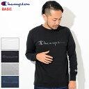 チャンピオン Champion Tシャツ 長袖 メンズ C3-N419 ( Champion C3-N419 L/S Tee BASIC ベーシック 日本企画 ワンポイント Cロゴ Cマーク ティーシャツ T-SHIRTS カットソー トップス ロング ロンティー ロンt メンズ 男性用 )