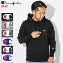 チャンピオン Champion プルオーバー パーカー メンズ C3-C118(Champion C3-C118 Pullover Hoodie BASIC ベーシック 日本企画 無地 ワ…