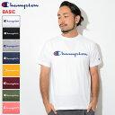 チャンピオン Champion Tシャツ 半袖 メンズ C3-P302(Champion C3-P302 S/S Tee C3-H374 BASIC ベーシック 日本企画 ワンポイント Cロ…