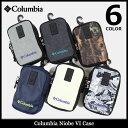 コロンビア Columbia ポーチ ナイオベ 6 ケース(columbia Niobe VI Case メンズ & レディース ユニセックス 男女兼用 Col...