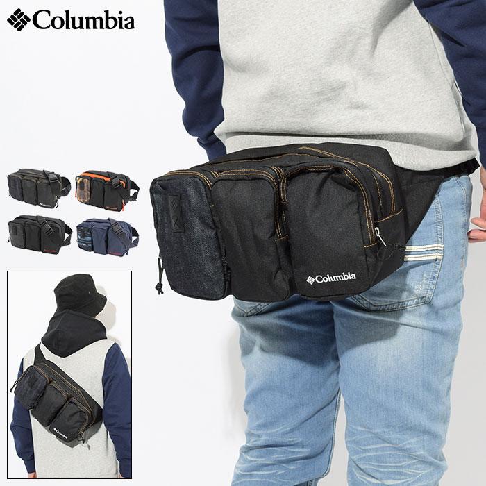 コロンビア Columbia ウエストバッグ バイパーリッジ ウエスト ポーチ(columbia Viporridge Waist Pouch Bag バッグ ウエストポーチ ヒップバッグ ボディバッグ メンズ レディース ユニセックス 男女兼用 Colombia Colonbia Colunbia PU8244)