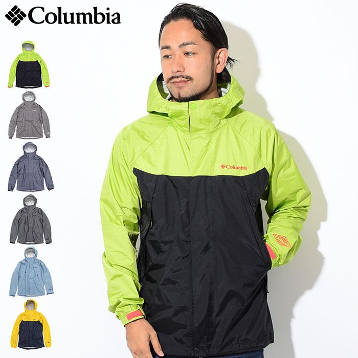 コロンビア Columbia ジャケット メンズ ワバシュ(コロンビア columbia Wabash JAKET JACKET ワバッシュ マウンテンパーカー マンパー ナイロンジャケット JAKET JACKET アウター アウトドア Colombia コロンビア ジャケット PM5550)
