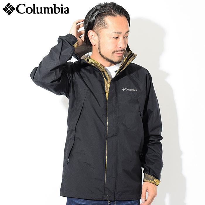 コロンビア Columbia ジャケット メンズ ワバシュ パターンド(Columbia Wabash Patterned JKT マウンテンパーカー マンパー ナイロンジャケット JAKET JACKET アウター アウトドア Colombia コロンビア ジャケット PM5352)