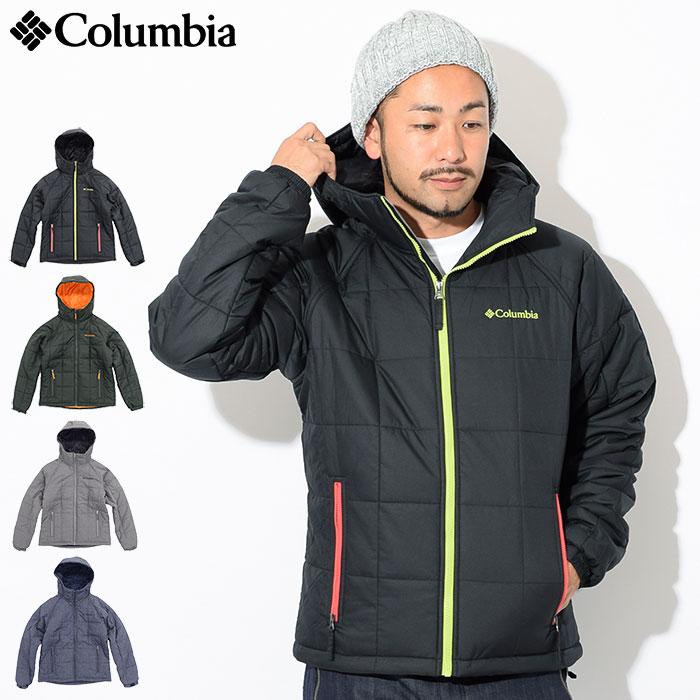 コロンビア Columbia ジャケット メンズ キュンブー グレイシャー(columbia Khumbu Glacier JKT キルティングジャケット 中綿入りジャケット 中綿 JAKET JACKET アウター ジャンパー・ブルゾン アウトドア Colombia Colonbia Colunbia PM5611)