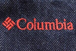 コロンビアColumbiaパンツメンズドクターデニム本澤ロッキーキャニオンデニムパンツコラボ(Columbia×Dr.DenimHonzawaRockyCannyonDenimPantジーンズジーパンGパンボトムスアウトドアメンズ男性用ColombiaColonbiaColunbiaPM4877)