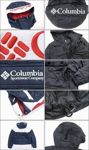コロンビアColumbiaジャケットメンズコロンビアロッジプルオーバー(columbiaColumbiaLodgePulloverJKT中綿JAKETJACKETアウタージャンパー・ブルゾンアウトドアColombiaColonbiaColunbiaEE1490)