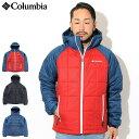 コロンビア Columbia ジャケット メンズ 19FW キュンブー グレイシャー ( columbia 19FW Khumbu Glacier JKT キルティングジャケット 中綿 JAKET J