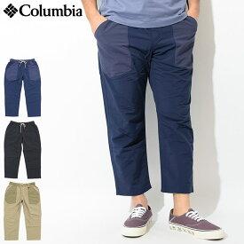 コロンビア Columbia パンツ メンズ アフター マウンテン(columbia After Mountain Pant イージーパンツ アンクルパンツ 9分丈 九分丈 パッカブル ボトムス アウトドア メンズ 男性用 Colombia Colonbia Colunbia PM4901)