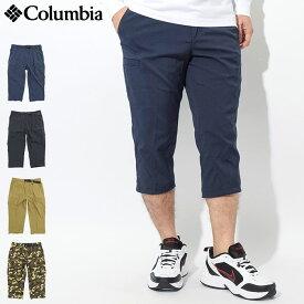 コロンビア Columbia パンツ メンズ 19SS ブルーステム ニーパンツ(columbia 19SS Bluestem Knee Pant クライミングパンツ クロップドパンツ 7分丈 七分丈 ボトムス アウトドア メンズ 男性用 Colombia Colonbia Colunbia PM4905)