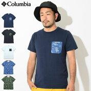 コロンビアColumbiaTシャツ半袖メンズポーラーパイオニアクルーネック(columbiaPolarPioneerCrewNeckS/STeeポケTポケットティーシャツT-SHIRTSカットソートップスメンズ男性用ColombiaColonbiaColunbiaPM1821)[M便1/1]