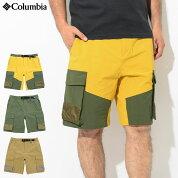 コロンビアColumbiaハーフパンツメンズホースシューパインズショーツ(columbiaHorseshoePinesShortクライミングパンツショートパンツハーパンボトムスメンズ男性用ColombiaColonbiaColunbiaPM4950)