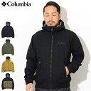コロンビア ジャケット Columbia メンズ ロマビスタ フーディ JKT(columbia Loma Vista Hoodie JACKET 裏地 フリース 中綿 アウター ブルゾン マウンテン