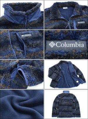 コロンビアColumbiaジャケットメンズウィンターパスプリントフリース(columbiaWinterPassPrintFleeceFullZipJKTフリースジャケットJACKETアウターアウトドアメンズ男性用ColombiaColonbiaColunbiaAE0259)icefiledicefield