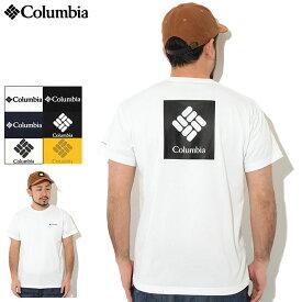 コロンビア Columbia Tシャツ 半袖 メンズ 21SS アーバン ハイク ( columbia 21SS Urban Hike S/S Tee ティーシャツ T-SHIRTS カットソー トップス メンズ 男性用 Colombia Colonbia Colunbia PM0052 )[M便 1/1] ice field icefield
