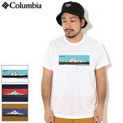 コロンビアColumbiaTシャツ半袖メンズムースアベニュー(columbiaMooseAvenueS/STeeティーシャツT-SHIRTSカットソートップスアウトドアメンズ男性用ColombiaColonbiaColunbiaPM0172)[M便1/1]icefieldicefield