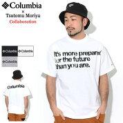 コロンビアColumbiaTシャツ半袖メンズ守矢努ビッグイエローメドーコラボ(columbia×TsutomuMoriyaBigYellowMeadowS/STeeビッグシルエットオーバーサイズティーシャツT-SHIRTSカットソートップスアウトドアメンズ男性用PM1880)[M便1/1]
