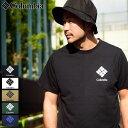 コロンビア Columbia Tシャツ 半袖 メンズ タク フォーク ( columbia Taku Fork S/S Tee ティーシャツ T-SHIRTS カットソー トップス …