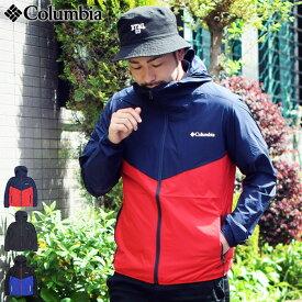 コロンビア Columbia ジャケット メンズ 20SS スクエア ハイク ( columbia 20SS Square Hike JKT ナイロンジャケット JAKET JACKET アウター ジャンパー・ブルゾン アウトドア Colombia Colonbia Colunbia PM3792 )