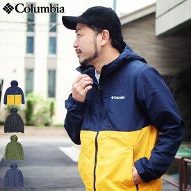 コロンビア Columbia ジャケット メンズ 20FW ヘイゼン ( columbia 20FW Hazen JKT マウンテンパーカー マンパー ナイロンジャケット JAKET JACKET ジャケット アウター アウトドア Colombia Colonbia Colunbia コロンビア ジャケット PM3794 )