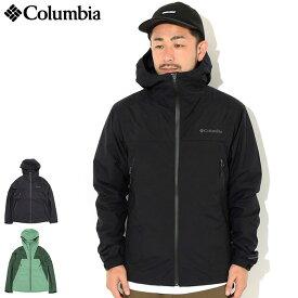 コロンビア Columbia ジャケット メンズ 20FW デクルーズ サミット ( Columbia 20FW Decruze Summit JKT オムニヒート マウンテンパーカー マンパー ナイロンジャケット JACKET アウター ジャンパー・ブルゾン アウトドア Colombia Colonbia Colunbia PM3809 )