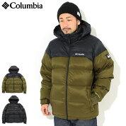 コロンビアColumbiaジャケットメンズブロポイントダウン(columbiaBuloPointDownJKTオムニヒートダウンジャケットアウタージャンパー・ブルゾンアウトドアColombiaColonbiaColunbiaWM1310)icefieldicefield