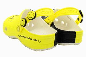 クロックスcrocsサンダルメンズ男性用クラシックスマイリー2クロッグ(crocsCLASSICSMILEY2CLOGunisexユニセックスコンフォートサンダルSANDALMENS・靴シューズSHOES207122)icefieldicefield