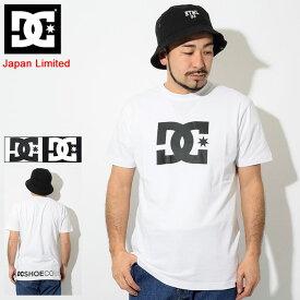 ディーシー DC Tシャツ 半袖 メンズ スター 日本限定(dc Star S/S Tee Japan Limited ティーシャツ T-SHIRTS カットソー トップス メンズ 男性用 5126J929)[M便 1/1] ice filed icefield