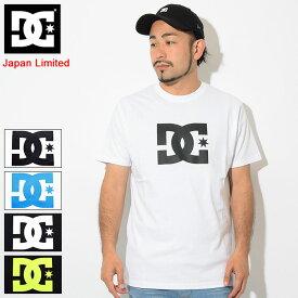 ディーシー DC Tシャツ 半袖 メンズ 19SU スター 日本限定(dc 19SU Star S/S Tee Japan Limited ティーシャツ T-SHIRTS カットソー トップス メンズ 男性用 5226J914)[M便 1/1] ice filed icefield