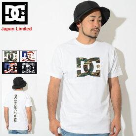 ディーシー DC Tシャツ 半袖 メンズ 19SU プリント スター 日本限定(dc 19SU Print Star S/S Tee Japan Limited ティーシャツ T-SHIRTS カットソー トップス メンズ 男性用 5226J916)[M便 1/1] ice filed icefield