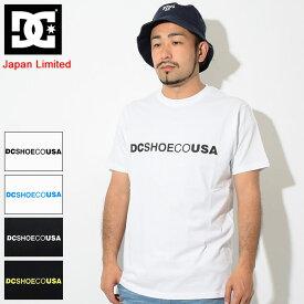 ディーシー DC Tシャツ 半袖 メンズ クレイグボム 日本限定(dc Craigbom S/S Tee Japan Limited ティーシャツ T-SHIRTS カットソー トップス メンズ 男性用 5226J915)[M便 1/1] ice filed icefield