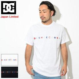 ディーシー DC Tシャツ 半袖 メンズ クレビス 日本限定(dc Crevice S/S Tee Japan Limited ティーシャツ T-SHIRTS カットソー トップス メンズ 男性用 5226J925)[M便 1/1] ice filed icefield