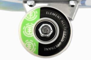 エレメントELEMENTスケボースケートボードコンプリートデッキEyeTrippinRainbow(8.0inch8.0インチ完成品組み立て済みコンプリートセット国内正規品ブランドメーカーsk8COMPLETE大人初心者おすすめBB027-415)
