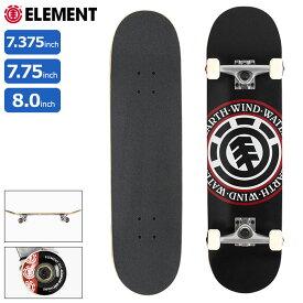 エレメント ELEMENT スケボー スケートボード コンプリート デッキ Seal ( 7.375インチ 7.75インチ 8.0インチ 完成品 組み立て済み コンプリートセット ブランド メーカー sk8 COMPLETE 大人 キッズ ジュニア 初心者 おすすめ BA027-450 BA027-425 COLGMSEL )