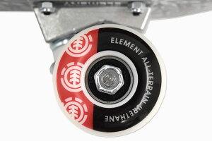 エレメントELEMENTスケボースケートボードコンプリートデッキSection(7.75inch7.75インチ完成品組み立て済みコンプリートセットブランドメーカーsk8COMPLETE大人初心者おすすめBA027-423COLGMSEC)