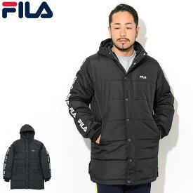 フィラ FILA ジャケット メンズ パディング ベンチコート ( FILA Padding Bench Coat 中綿 JACKET JAKET アウター メンズ 男性用 FM4996 )