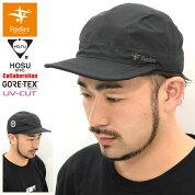 フォックスファイヤーFoxfireキャップホスゴアテックスコラボ(Foxfire×HOSUGORE-TEXCap帽子メンズレディースユニセックス男女兼用FH-2861)