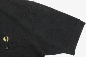 フレッドペリーFREDPERRYTシャツ半袖メンズピケポケット日本企画(FREDPERRYF1674PiquePocketS/STeeJAPANLIMITEDティーシャツT-SHIRTSカットソートップス鹿の子フレッドペリーフレッド・ペリー)[M便1/1]